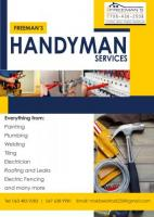 Freeman - The Handyman in Randburg