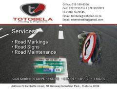 Totobela Trading & Projects cc