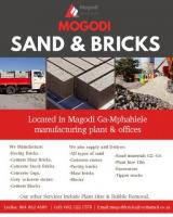 Mogodi Sand & Bricks