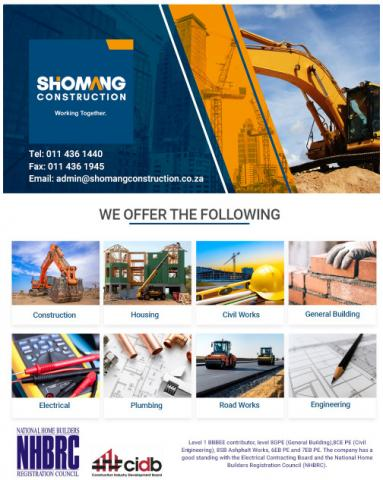 Shomang Construction