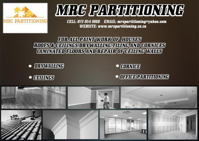 MRC Partitioning