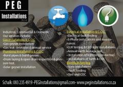 PEG Installations (Pty)Ltd