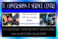 TC Conversions & Service Centre