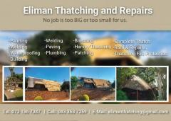 Eliman Thatching and Repairs