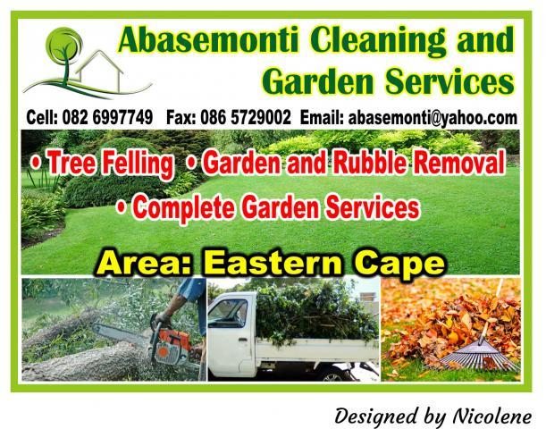 Abasemonti Cleaning and Garden Services