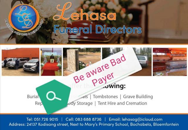 Lehasa Funeral Directors