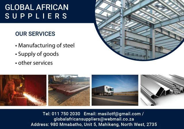 Global African Suppliers