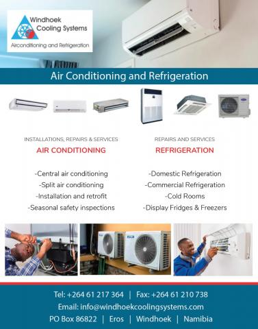 Windhoek Cooling Systems CC
