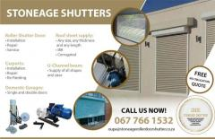 Stoneage Shutters