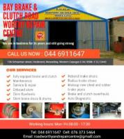 Bay Break & Clutch roadworthy repair center