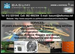 Basumi Air-Conditioning and Electrical