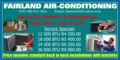 Fairland Air-Conditioning