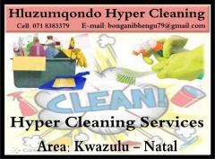 Hluzumqondo Hyper Cleaning