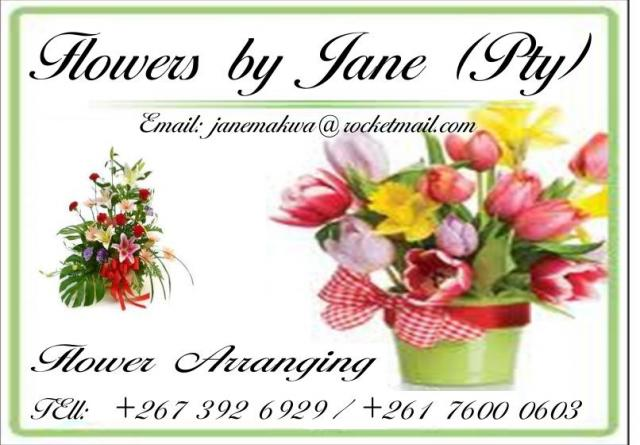 Flowers By Jane Pty Ltd