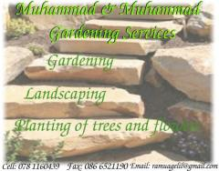 Muhammad & Muhammad Garden Services