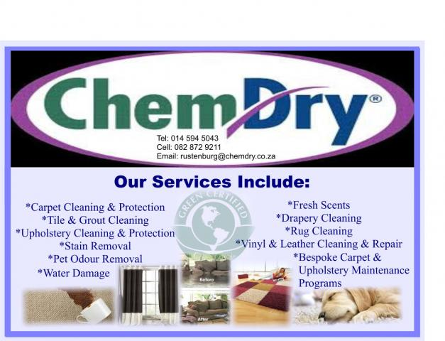 Chem Dry Carpet Cleaners