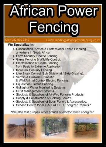 African Power Fencing