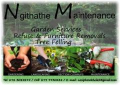 Ngithathe Maintenance