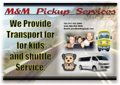 M&M Pickup Services