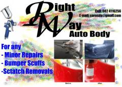 Right Way Auto Body