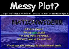 Messy Plot?