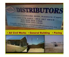 NSL Distributors CC