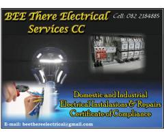 BEE There Electrical Services CC