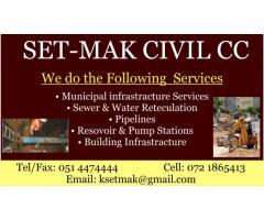Set-Mak Civils CC