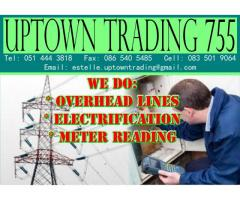 Uptown Trading 755