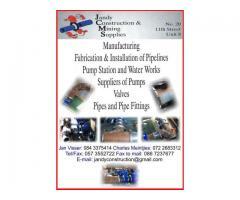 Jandy Construction & Mining Supplies