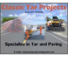 Classic Tar Projects
