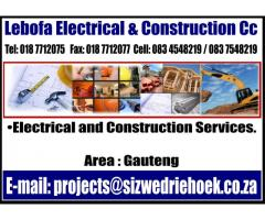 Lebofa Electrical & Construction Cc