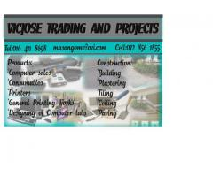 Vicjose Trading and Projects