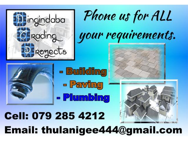 Dingindaba Trading Projects