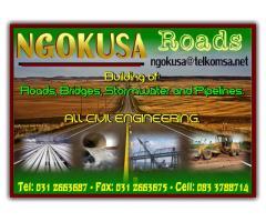 Ngokusa Roads