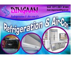 Dingaan Refrigeration & Air-con Cc