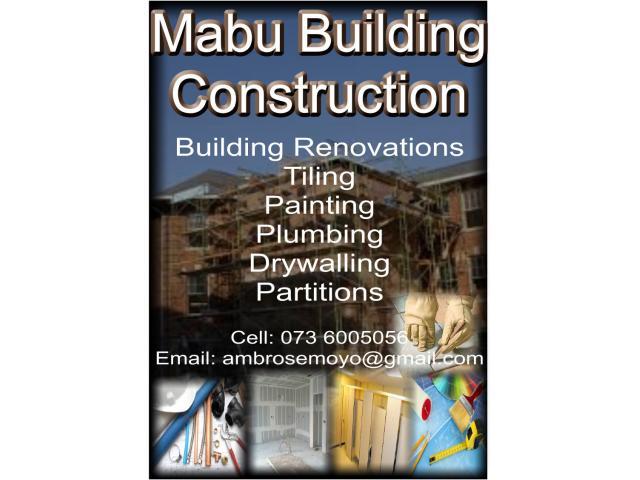 Mabu Building Construction - Contractors Directory