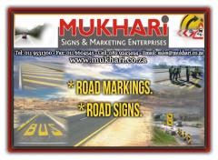 Mukhari Signs & Markings