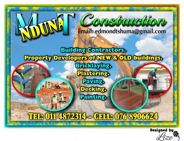 M Nduna T Construction