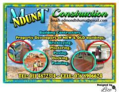 M Nduna T Construction
