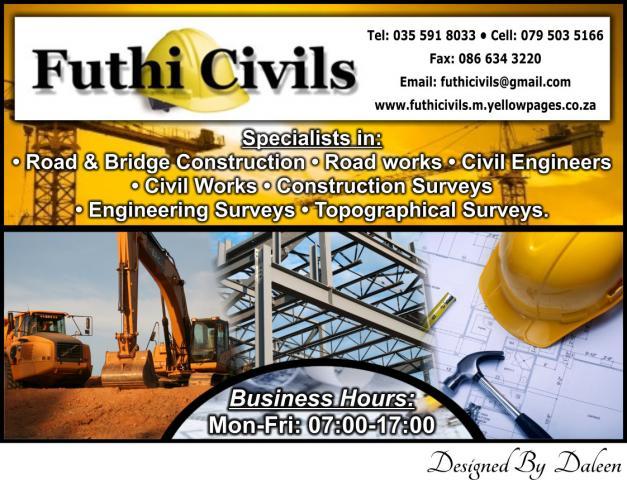 Futhi Civils Ingwavuma - Contractors Directory