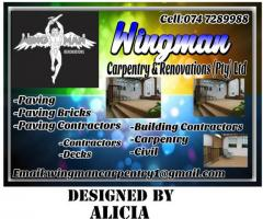 Wingman Carpentry & Renovations (Pty) Ltd