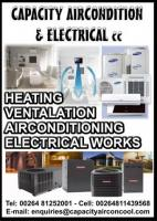 CAPACITY AIR-CONDITION & ELECTRICAL CC