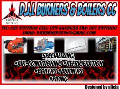 D.J.L Burners & Boilers CC