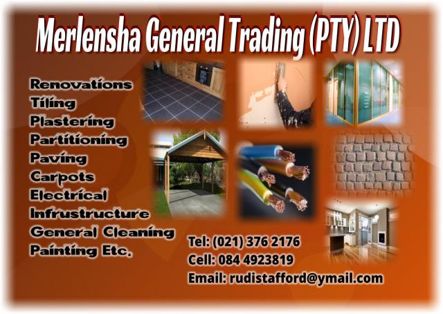 Merlensha General Trading (PTY) LTD