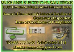 Mushane Electrical Solutions