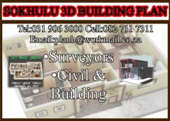 Sokhulu 3D Building Plan