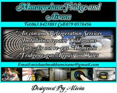 Mmanyelane Fridge and Aircon
