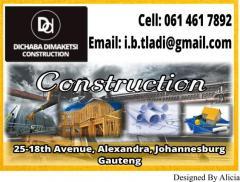 Dichaba Dimaketsi Construction