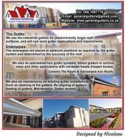 General Guttering Suppliers & Manufacturers (Pty) Ltd